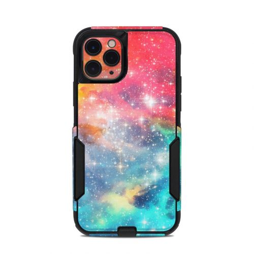 Galactic OtterBox Commuter iPhone 11 Pro Case Skin