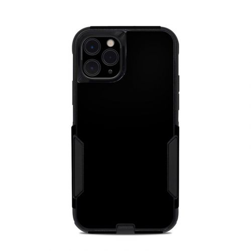 Solid State Black OtterBox Commuter iPhone 11 Pro Case Skin