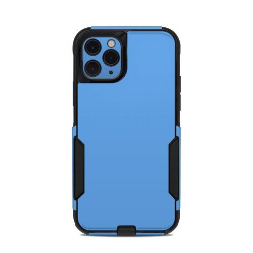 Solid State Blue OtterBox Commuter iPhone 11 Pro Case Skin