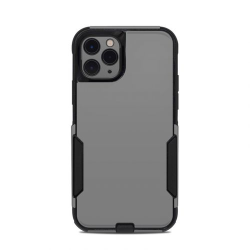 Solid State Grey OtterBox Commuter iPhone 11 Pro Case Skin