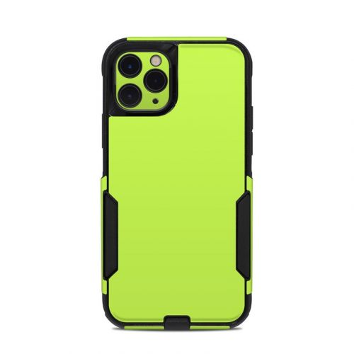 Solid State Lime OtterBox Commuter iPhone 11 Pro Case Skin