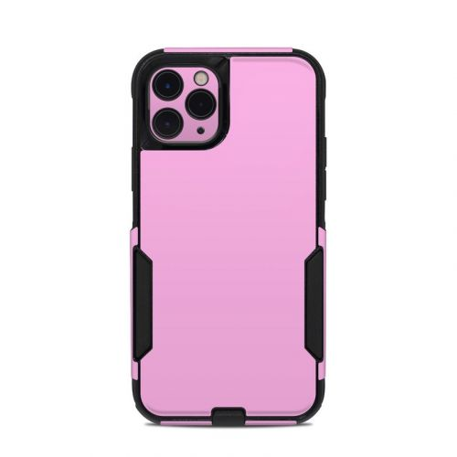 Solid State Pink OtterBox Commuter iPhone 11 Pro Case Skin