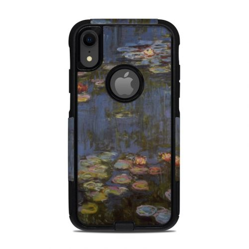 Water lilies OtterBox Commuter iPhone XR Case Skin