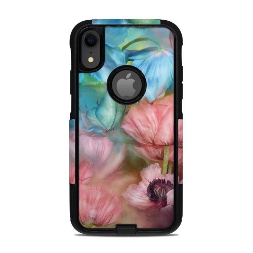 Poppy Garden OtterBox Commuter iPhone XR Case Skin