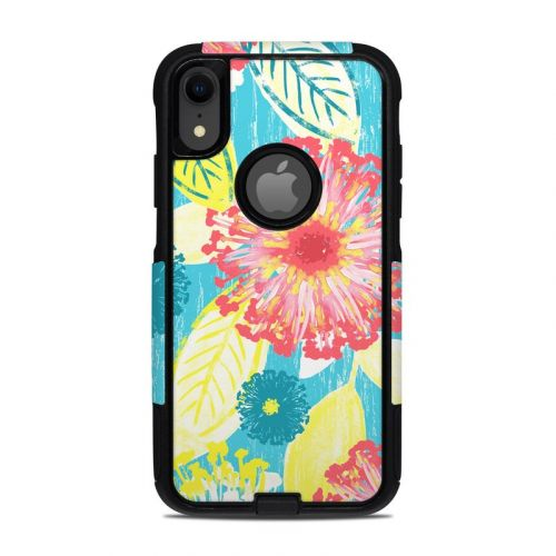 Tickled Peach OtterBox Commuter iPhone XR Case Skin