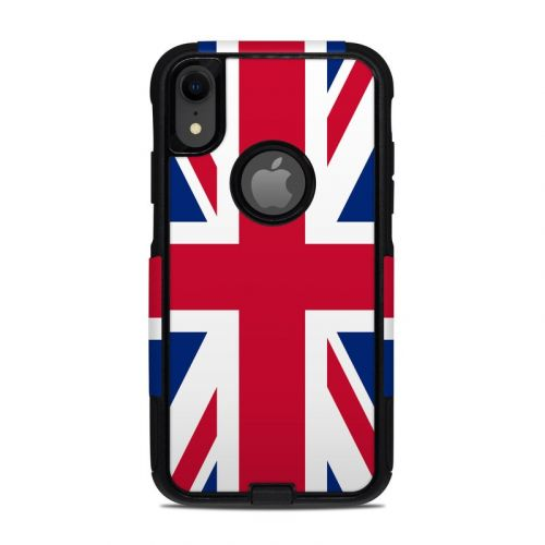 Union Jack OtterBox Commuter iPhone XR Case Skin