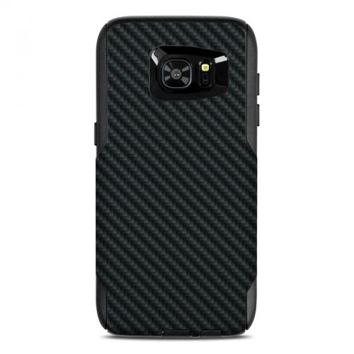 Carbon OtterBox Commuter Galaxy S7 Edge Case Skin