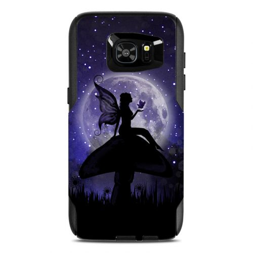 Moonlit Fairy OtterBox Commuter Galaxy S7 Edge Case Skin
