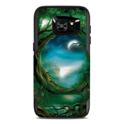 Moon Tree OtterBox Commuter Galaxy S7 Edge Skin