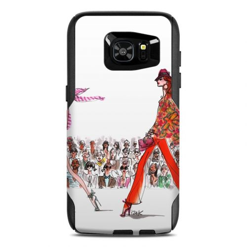 Runway Runway OtterBox Commuter Galaxy S7 Edge Case Skin