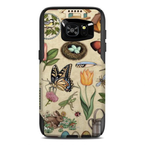 Spring All OtterBox Commuter Galaxy S7 Edge Skin