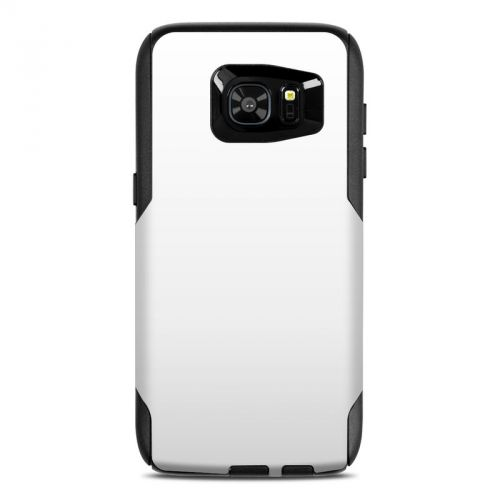 Solid State White OtterBox Commuter Galaxy S7 Edge Skin