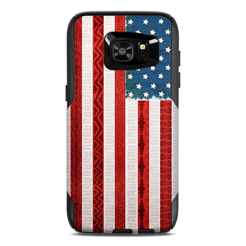 American Tribe OtterBox Commuter Galaxy S7 Edge Skin