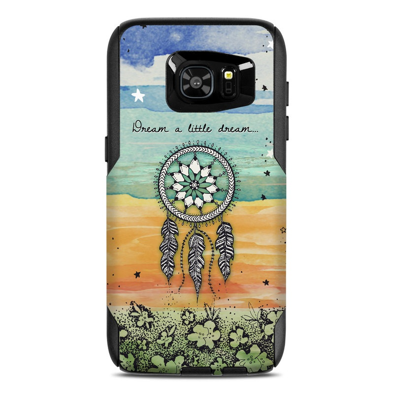 Dream A Little OtterBox Commuter Galaxy S7 Edge Skin