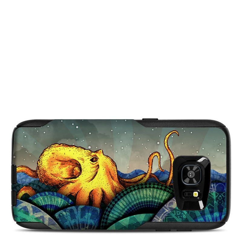 From the Deep OtterBox Commuter Galaxy S7 Edge Case Skin