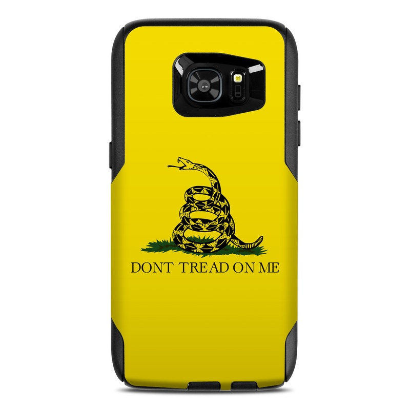 Gadsden Flag OtterBox Commuter Galaxy S7 Edge Case Skin