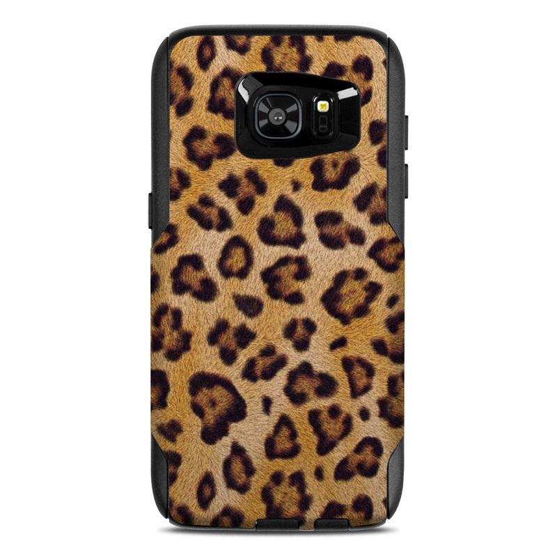 Leopard Spots OtterBox Commuter Galaxy S7 Edge Skin