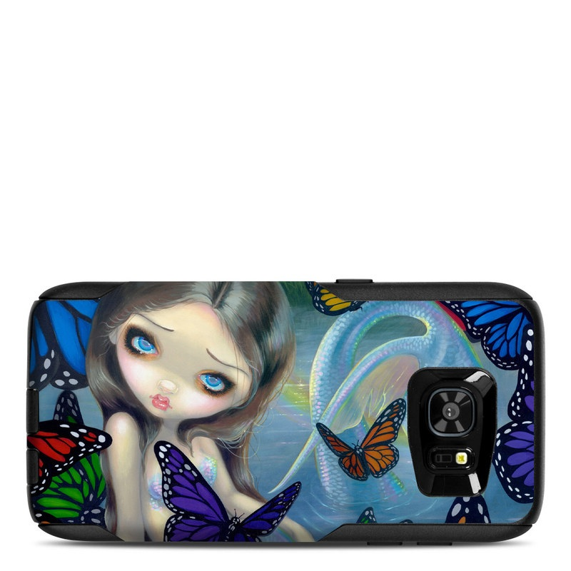 Mermaid OtterBox Commuter Galaxy S7 Edge Skin