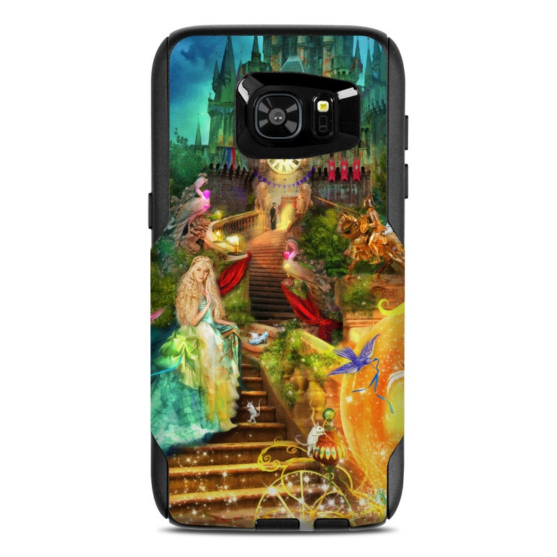 Midnight Fairytale OtterBox Commuter Galaxy S7 Edge Skin