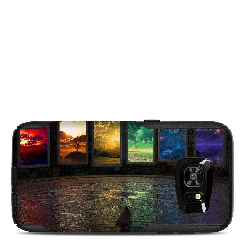 Portals OtterBox Commuter Galaxy S7 Edge Skin