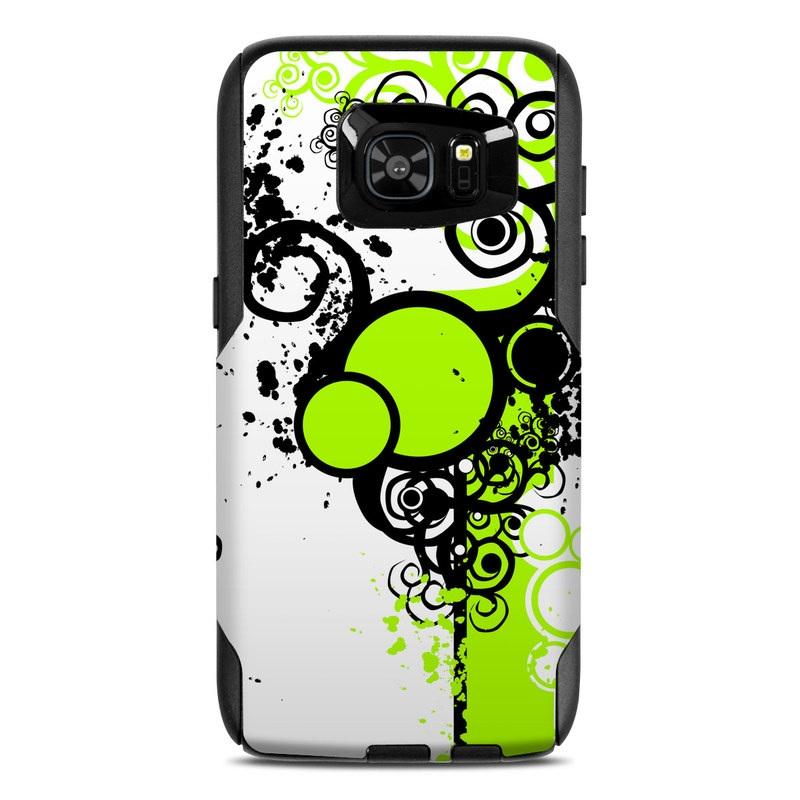 Simply Green OtterBox Commuter Galaxy S7 Edge Skin