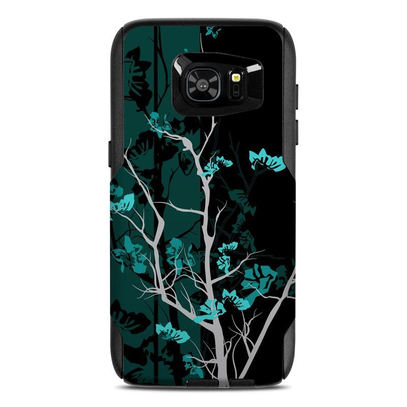 Aqua Tranquility OtterBox Commuter Galaxy S7 Edge Case Skin