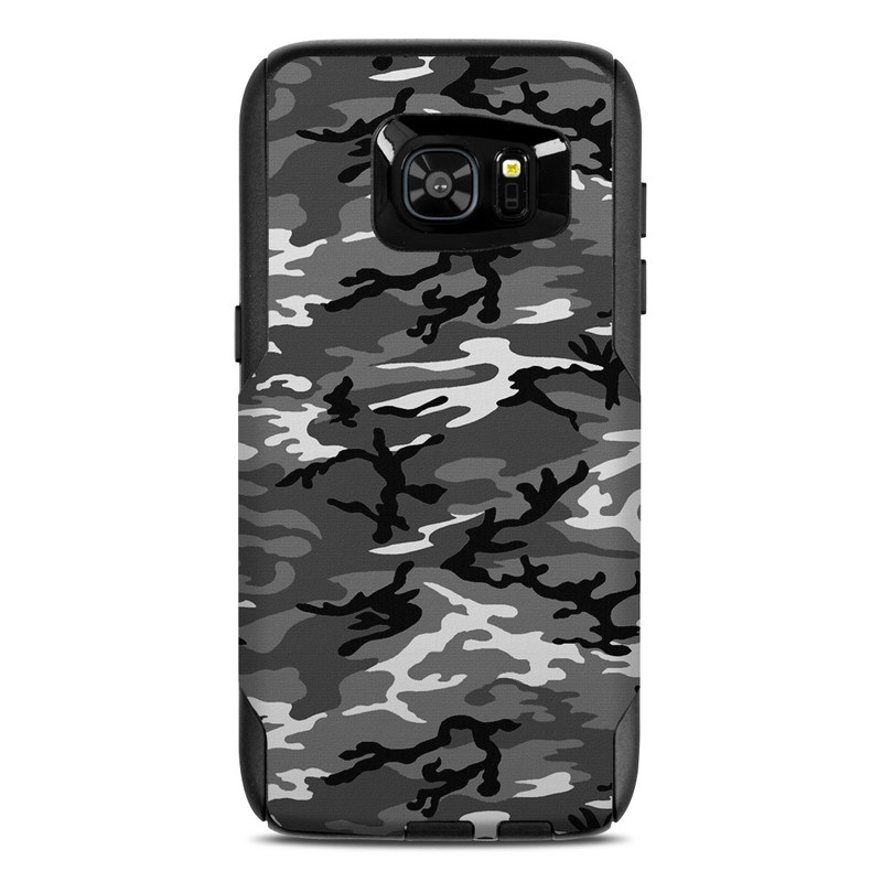 Urban Camo OtterBox Commuter Galaxy S7 Edge Skin