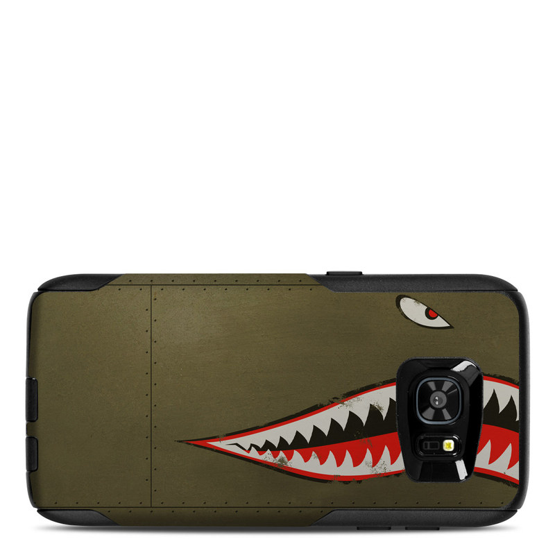 USAF Shark OtterBox Commuter Galaxy S7 Edge Skin