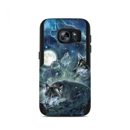 Bark At The Moon OtterBox Commuter Galaxy S7 Skin