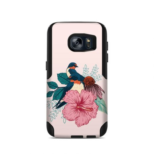 Barn Swallows OtterBox Commuter Galaxy S7 Case Skin