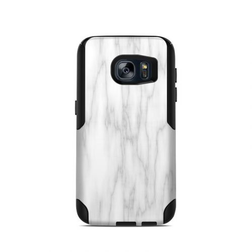 Bianco Marble OtterBox Commuter Galaxy S7 Case Skin