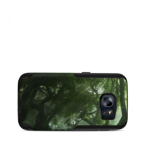 Canopy Creek Spring OtterBox Commuter Galaxy S7 Skin