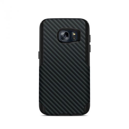 Carbon OtterBox Commuter Galaxy S7 Case Skin