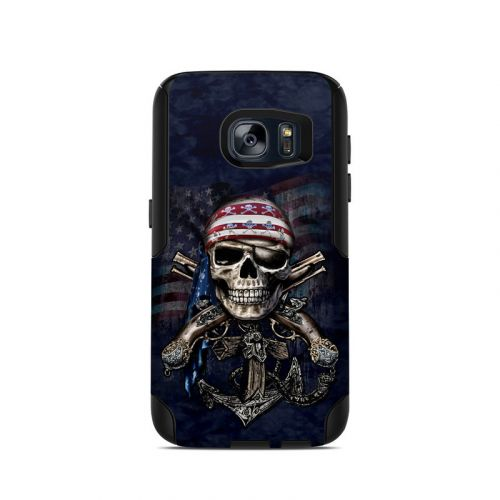 Dead Anchor OtterBox Commuter Galaxy S7 Skin