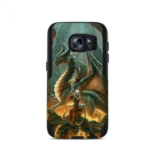 Dragon Mage OtterBox Commuter Galaxy S7 Skin