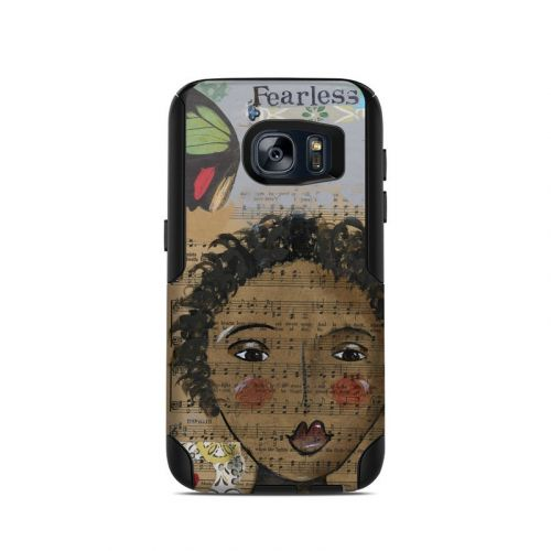 Fearless Heart OtterBox Commuter Galaxy S7 Case Skin