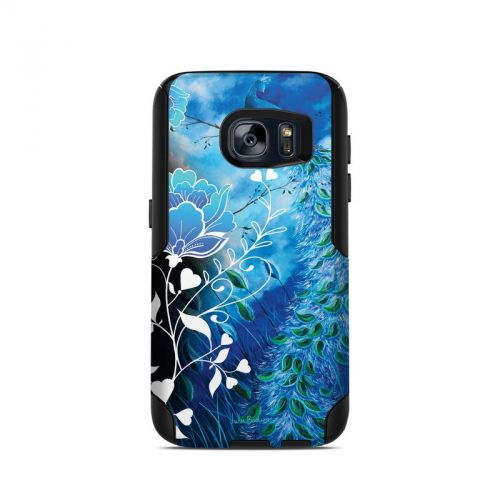 Peacock Sky OtterBox Commuter Galaxy S7 Skin