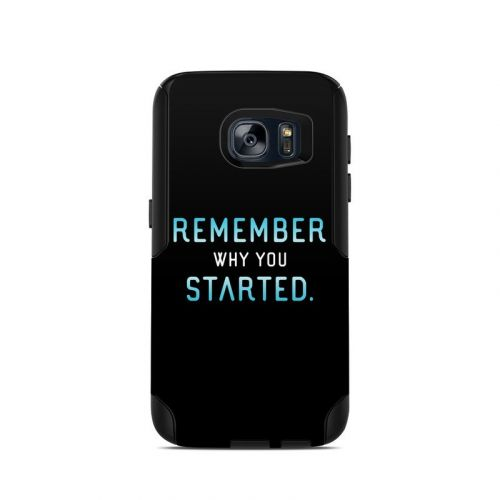 Remember Why OtterBox Commuter Galaxy S7 Case Skin
