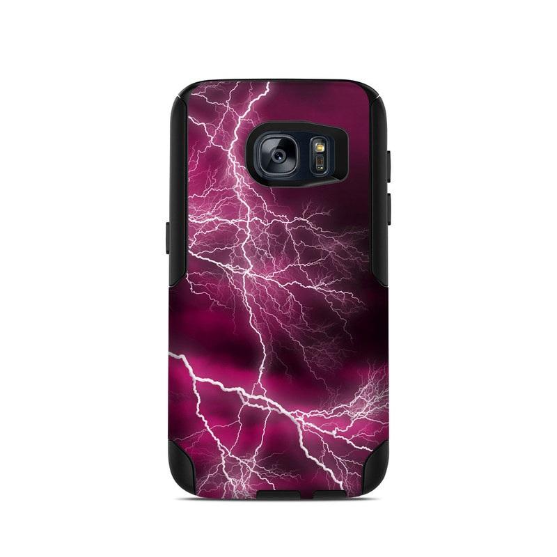 Apocalypse Pink OtterBox Commuter Galaxy S7 Skin