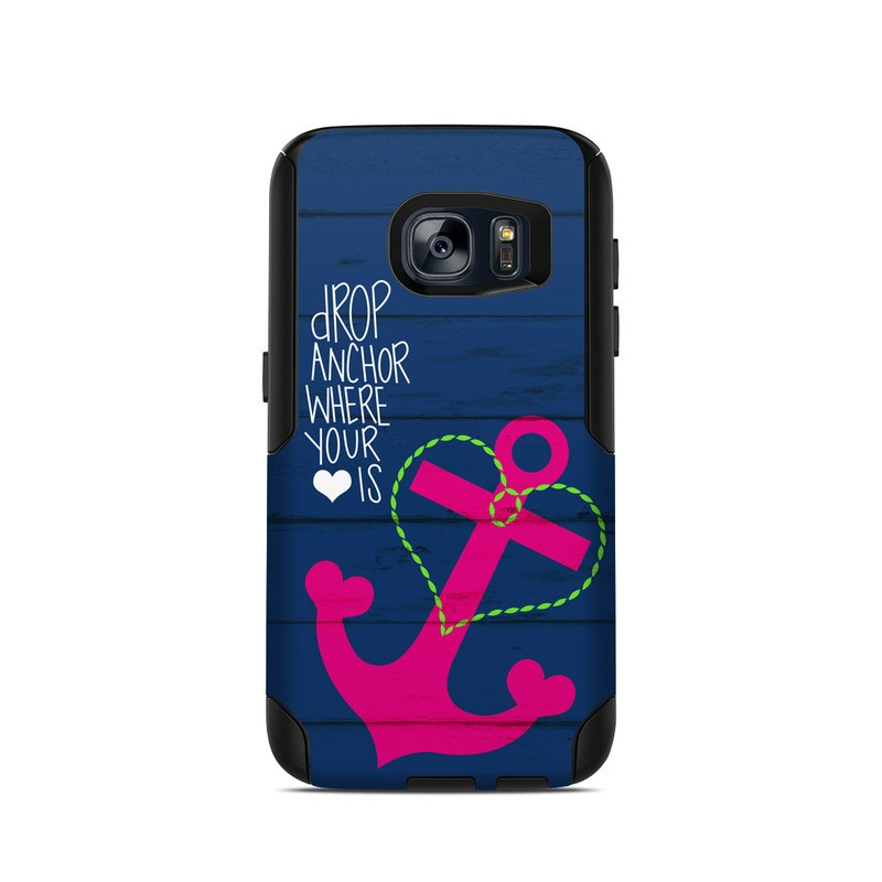 Drop Anchor OtterBox Commuter Galaxy S7 Skin