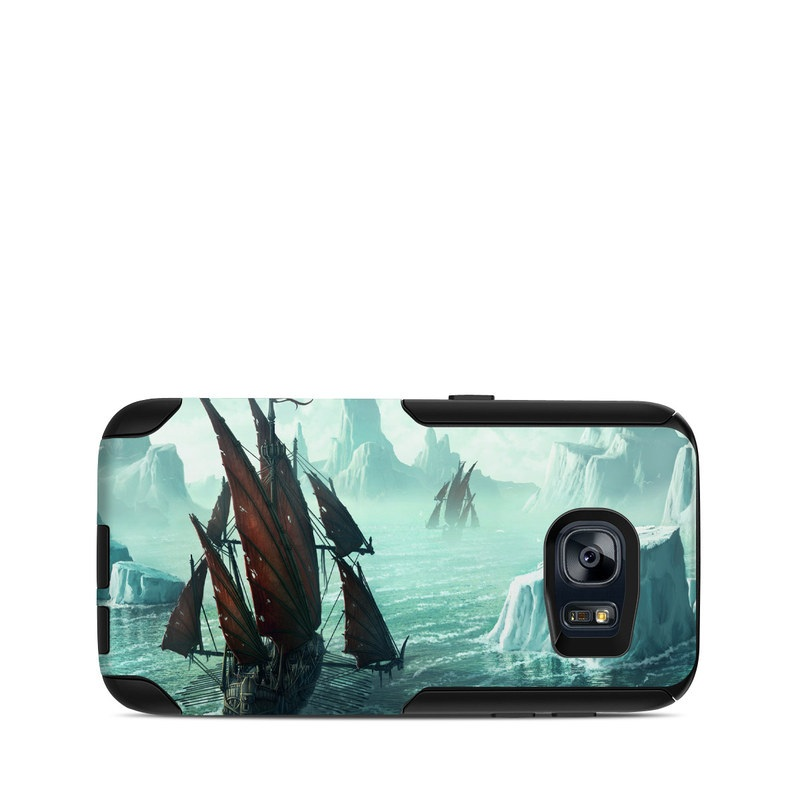 Into the Unknown OtterBox Commuter Galaxy S7 Case Skin