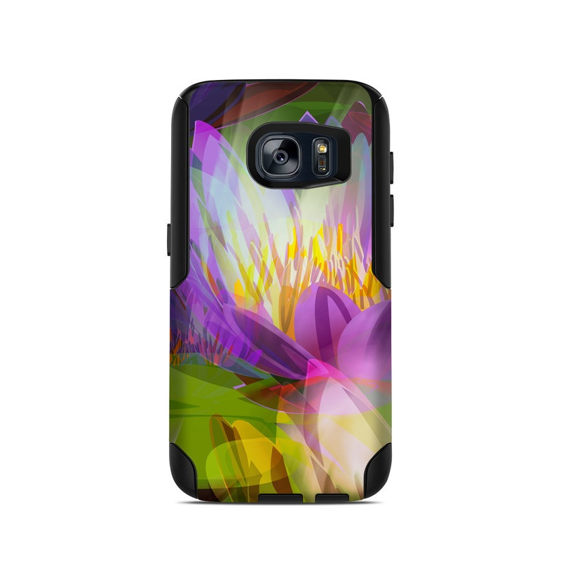 Lily OtterBox Commuter Galaxy S7 Case Skin