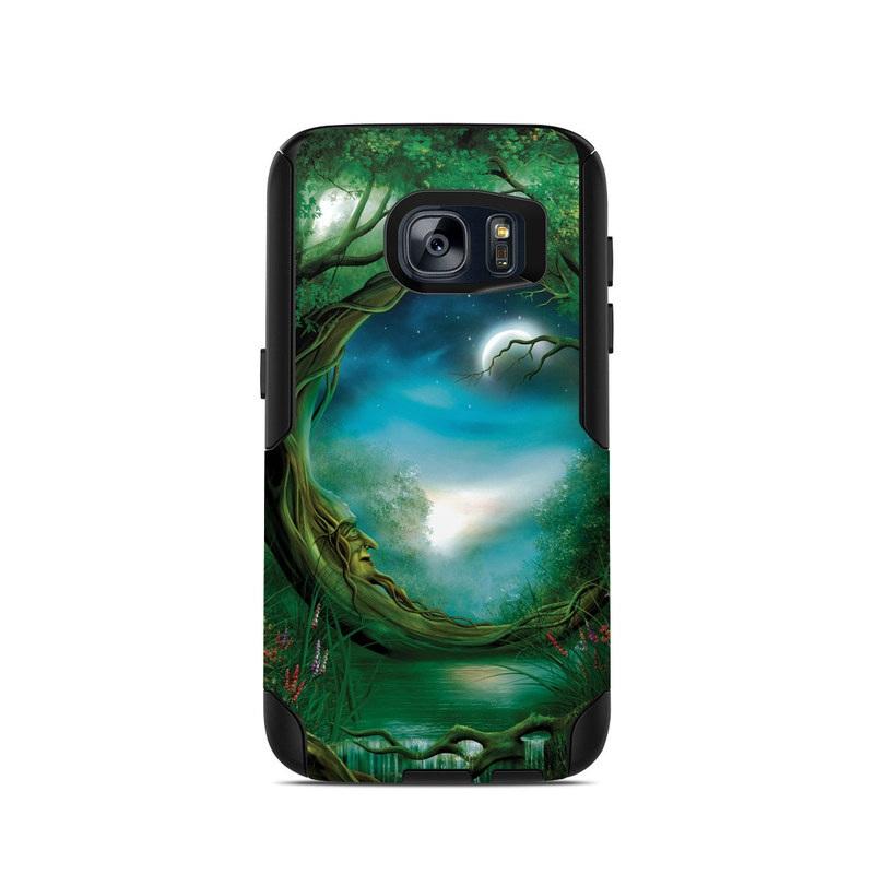 Moon Tree OtterBox Commuter Galaxy S7 Skin