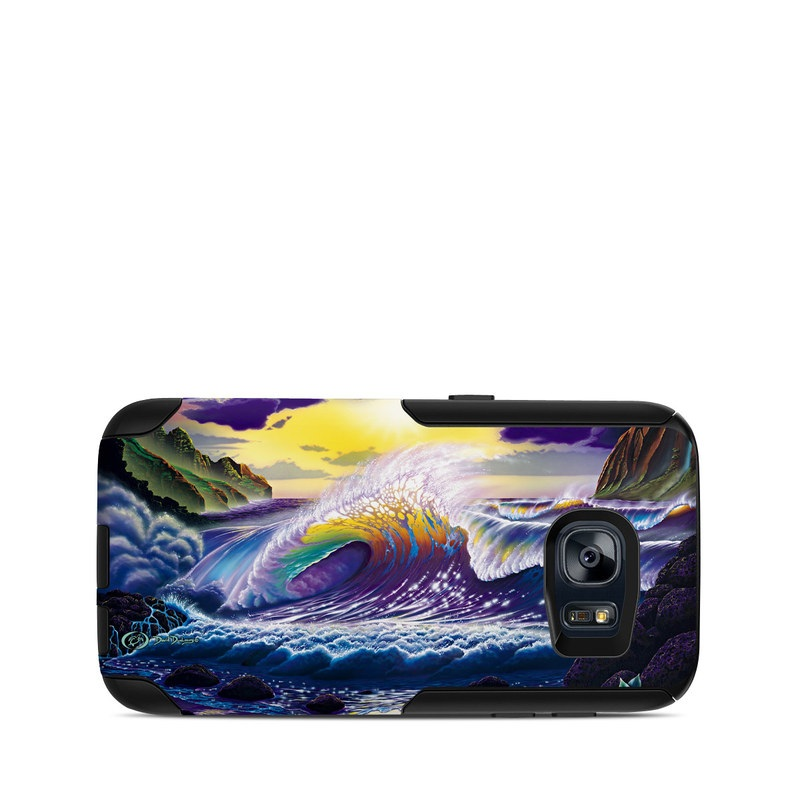 Passion Fin OtterBox Commuter Galaxy S7 Skin