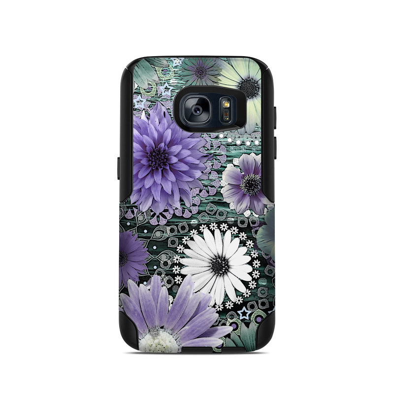 Tidal Bloom OtterBox Commuter Galaxy S7 Case Skin