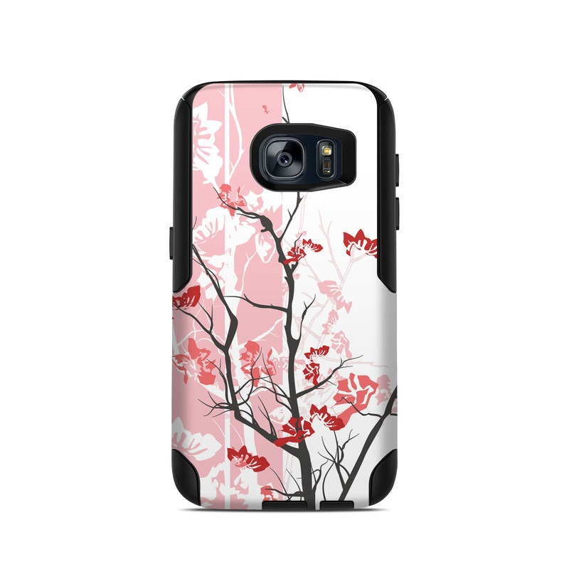 Pink Tranquility OtterBox Commuter Galaxy S7 Case Skin