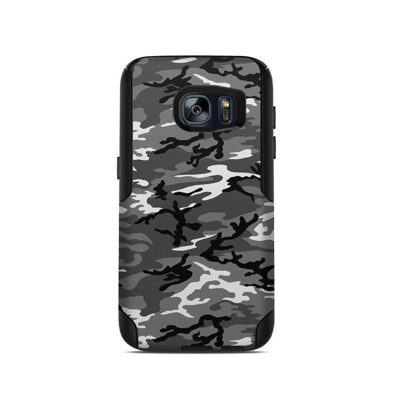 Urban Camo OtterBox Commuter Galaxy S7 Skin