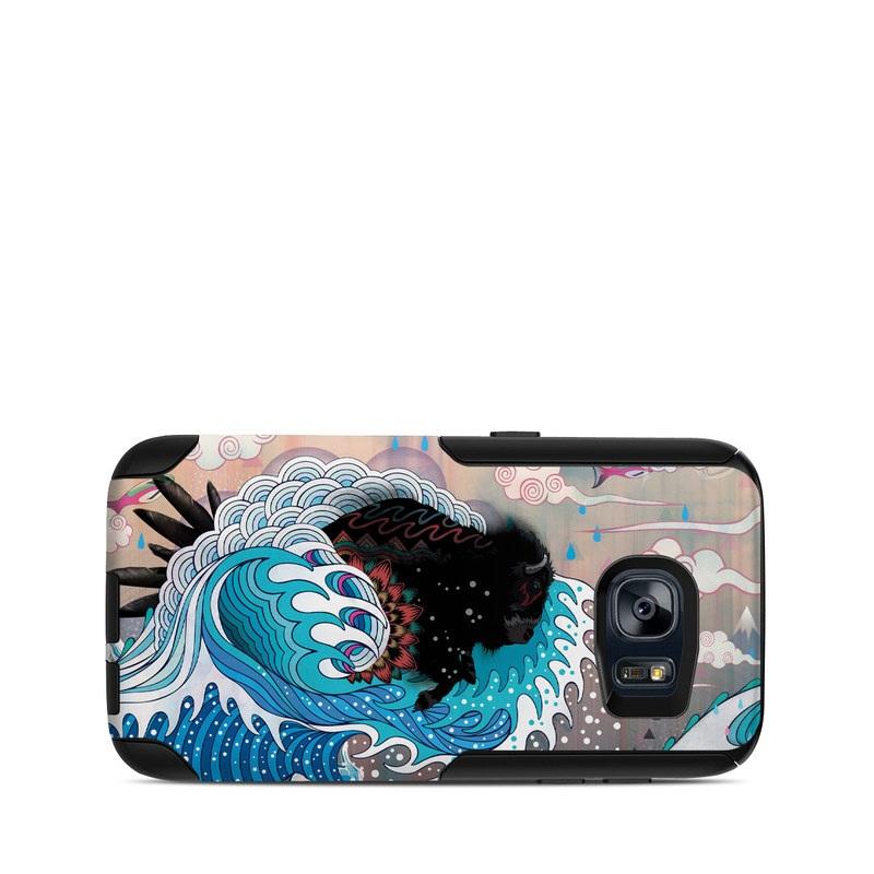 Unstoppabull OtterBox Commuter Galaxy S7 Case Skin