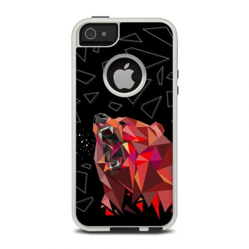 Bears Hate Math OtterBox Commuter iPhone 5 Skin