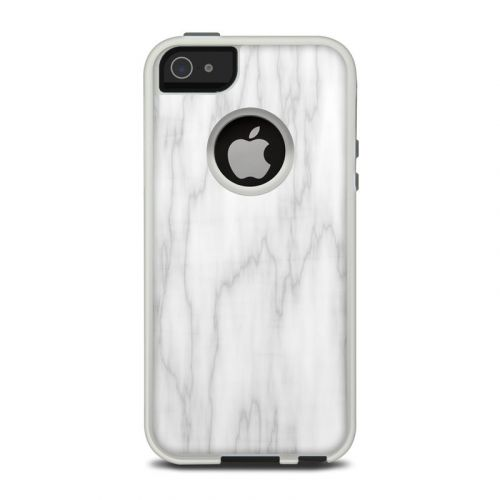 Bianco Marble OtterBox Commuter iPhone 5 Skin